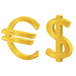 EUR/USD Pair Moves Sharply Lower on Contracting Eurozone GDP Data