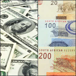 Dollar South African Rand Trading